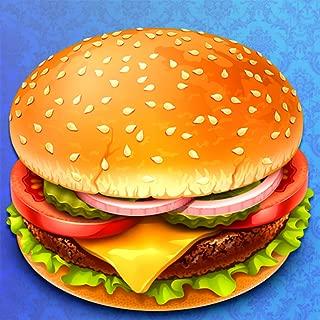 Burger Shop - Virtual Chef Food Maker