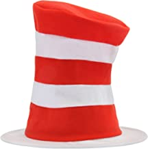 Dr. Seuss Cat in the Hat Costume Hat for Kids by elope