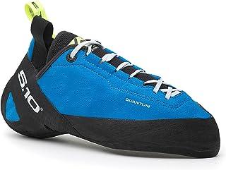 FIVE TEN(ファイブテン) Quantum Climbing Shoes - メンズ クライミングシューズ BLUE 11.5 [並行輸入品]