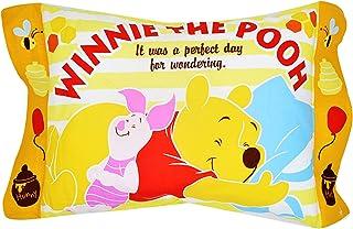 モリシタ(Morisita) 洗える子供用枕 くまのプーさん 39×28×9cm Disney ディズニー ジュニア用枕 4620285