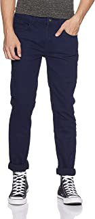 Diverse Men's Relaxed Fit Stretchable Jeans