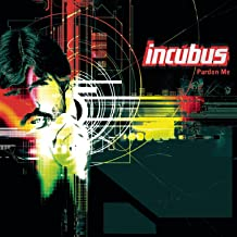 incubus pardon me album
