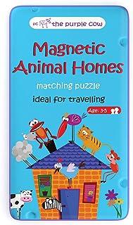 لعبة منازل الحيوانات المغناطيسية من ذا بربل كاو