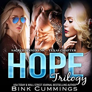 Hope Trilogy Box Set: Sacred Sinners MC: Texas Chapter