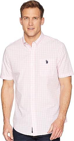 Gingham Woven Shirt