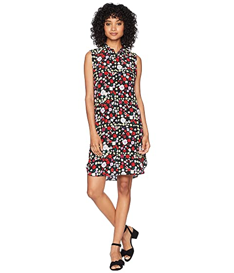 Janna Dress, True Black Multi