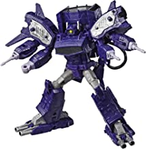 Transformers Generations War for Cybertron: Siege Leader Class WFC-S14 Shockwave Action Figure