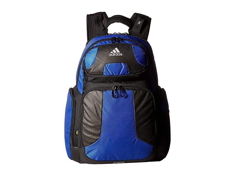 adidas Climacool Strength Backpack (Bold Blue/Black) Backpack Bags