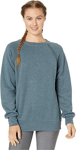 Grey Blue Heather