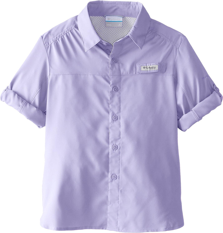 Columbia Sportswear Girl's Tamiami Sleeve Long 贈与 Youth Shirt キャンペーンもお見逃しなく