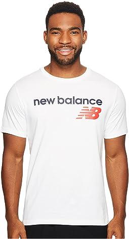NB Athletics Main Logo Tee