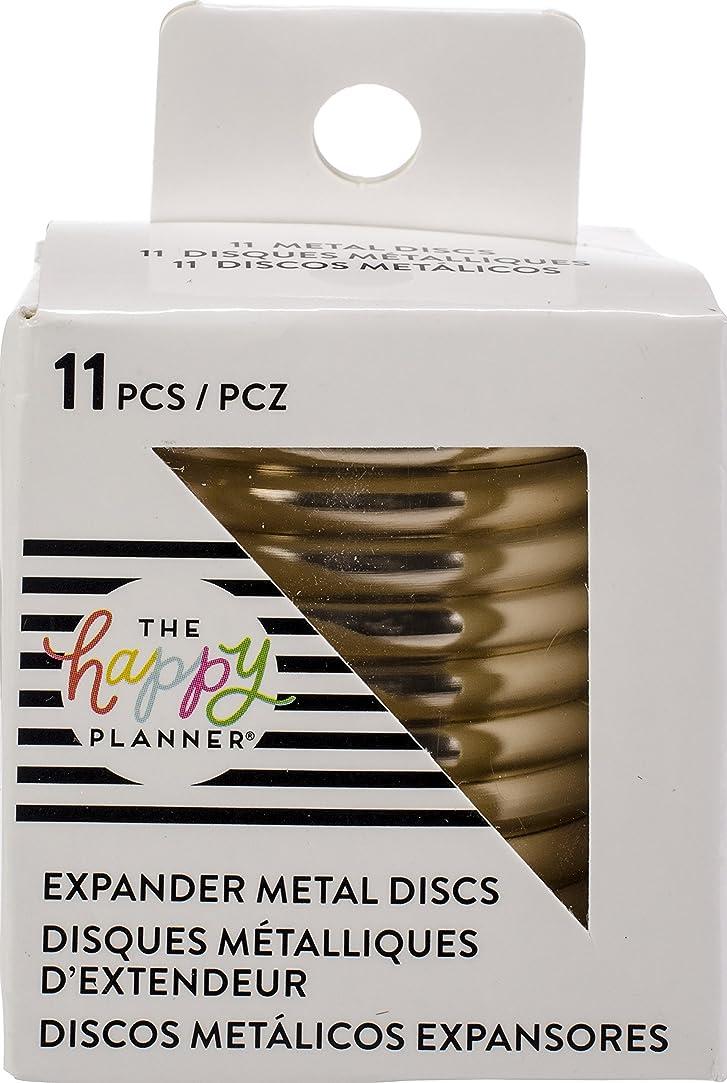 コマースバリケードウォーターフロント作成365?Planner、The Happy PlannerメタルExpander Discs?–?ローズゴールド