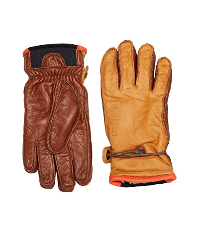 Hestra Wakayama (Cork/Brown) Ski Gloves