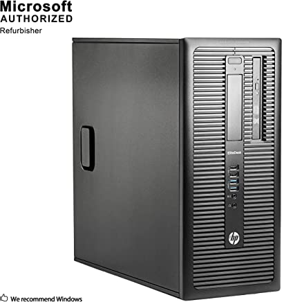HP ProDesk 600 G1 Tower Business High Performance Desktop Computer PC (Intel Core i5 4570