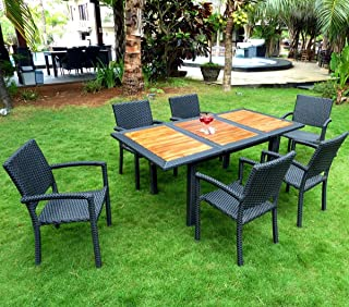 Amazon.fr : Wood-en-Stock - Salons de jardin / Mobilier de ...