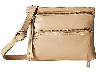 Hobo Cassie (Parchment) Cross Body Handbags