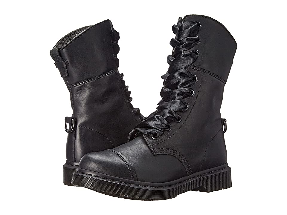 Dr. Martens Aimilita (Black Darkened Mirage 2) Women