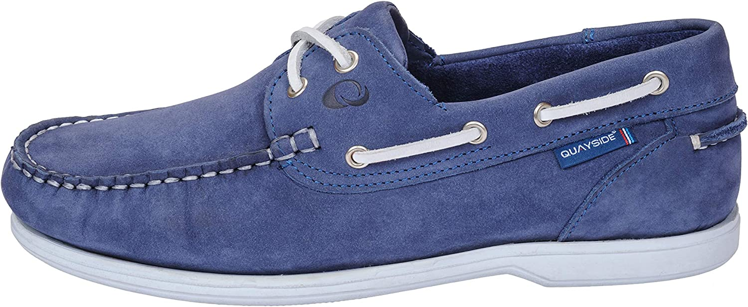 Quayside Unisex Adults' Bermuda Boat shoes