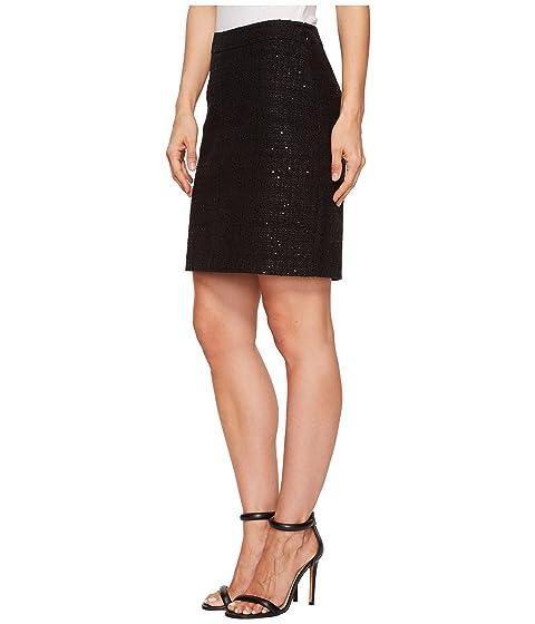 Skirt Side Anne Zipper Klein Tweed Midi X6wUx8qwF