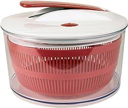 Easy Make ESSOREUSE A Salade A Piston-Couleur ALEATOIRE, Rojo, 23 x 23 x 16,5 cm