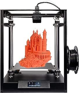 King Finger Elf 3D Printer CoreXY Smart Desktop Jet Prototype Kits with Resume Printing 300x300x330mmFantastic Desktop FDM DIY Kits for PLA, ABS, TPU. Made for Creative Talents