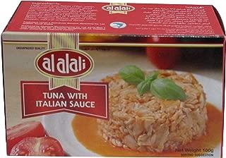 Al Alali Tuna Flakes With Italian Sauce, 160 g