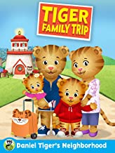Daniel Tiger's Neighborhood: Tiger Family Trip