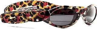 Baby Banz %100 UV Güneş Gözlüğü, Kahverengi Benekli