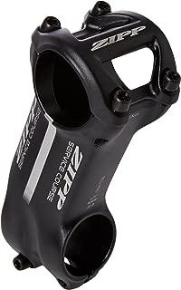 6 degree 31.8mm Bead Blast Black Zipp Service Course Road Stem 80mm //