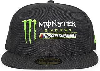 (ニューエラ) ニューエラ モンスターエナジー ナスカーカップ 【NASCAR CUP SERIES 59FIFTY FITTED CAP/BLK】 NEW ERA MONSTER ENERGY [並行輸入品]