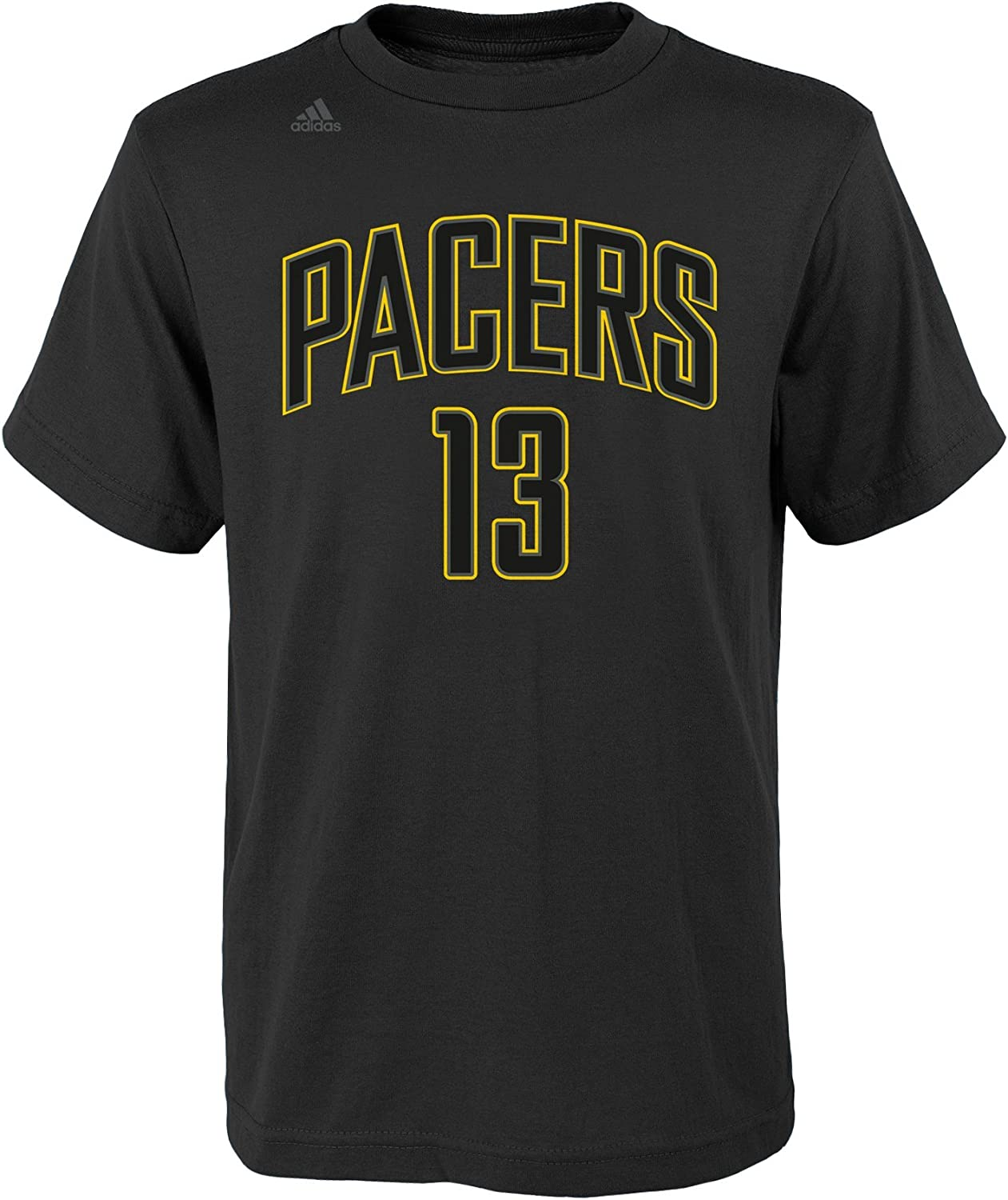 NBA Boys Name and Number Short Sleeve Tee