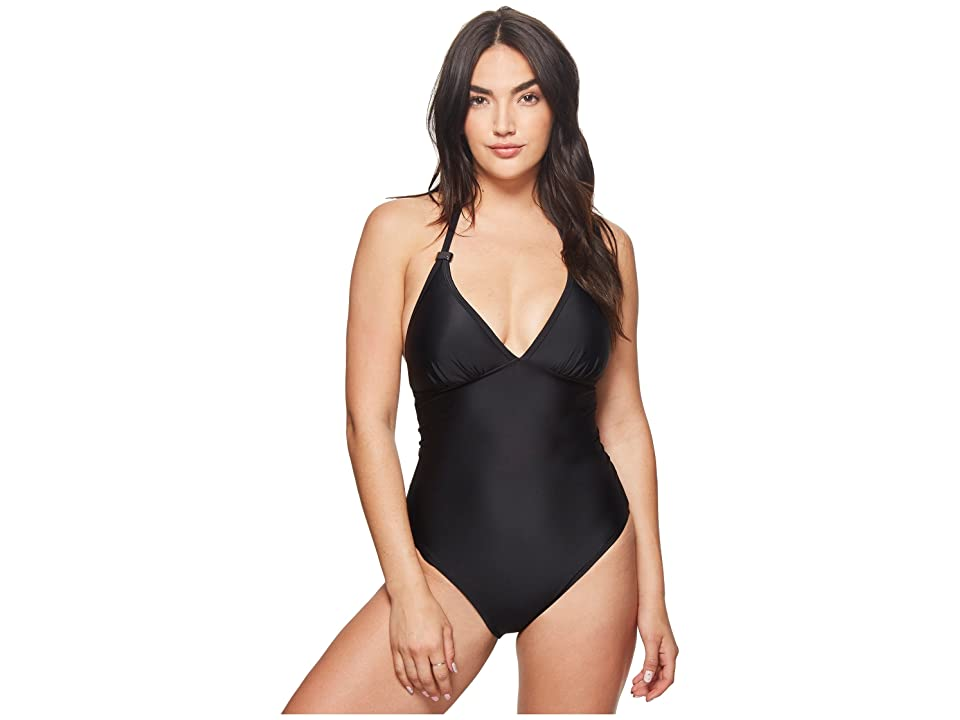 Lole Oahu D One-Piece (Black) Women