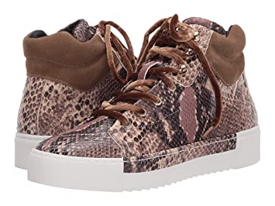 Cecelia New York Silow (Beige Natural Snake) Women