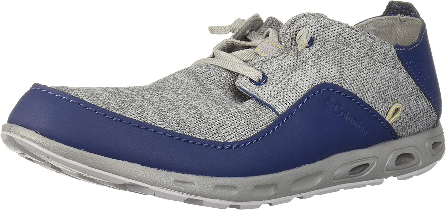 Columbia Mens BahamaTM Vent Relaxed PFG Knit Boat shoes