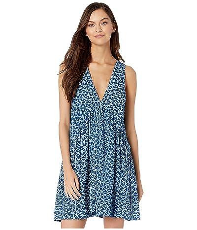 Rip Curl Ocean Tribe Dress (Blue) Women