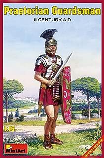 Mini Art Plastics Praetorian Guardsman. II Century A.D