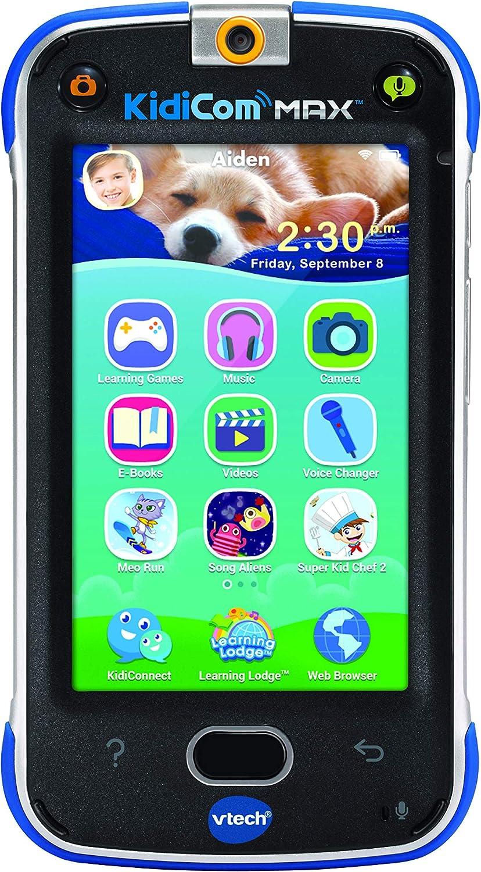 disfruta ahorrando 30-50% de descuento Vtech 169553, Dispositivo multifunción KidiCom Max, versión Inglesa, Azul Azul Azul  ventas directas de fábrica