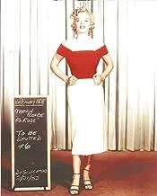 Marilyn Monroe Costume Test Image for Niagara as Rose - 8x10 Photo 004 - #1