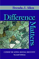 Difference Matters: Communicating Social Identity (English Edition) Format Kindle