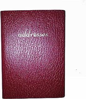 Amazon.com: Phils Stationery - Address Books / Card Files ...