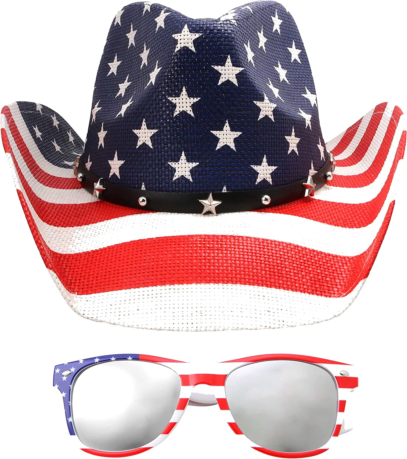 grinderPUNCH Classic USA American Flag Hat Oakland Manufacturer regenerated product Mall Cowboy