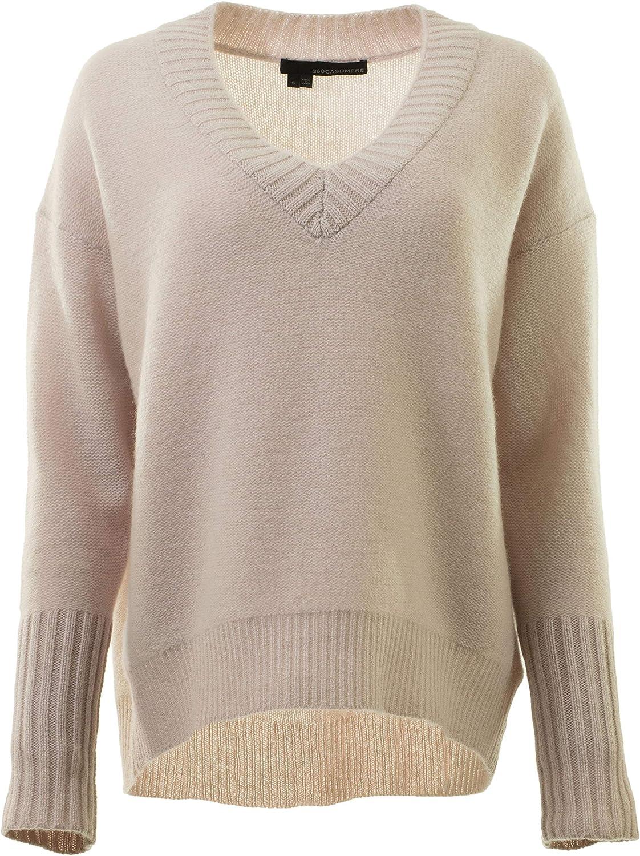 360 Sweater Eliza Sweater in Buff