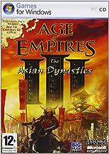 Age of Empires III: The Asian Dynasties Expansion (PC) [Importación inglesa]