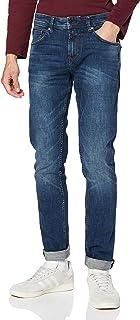 Tom Tailor Denim (NOS) Super Slim Piers, Jeans Gewaschen Vaqueros Hombre