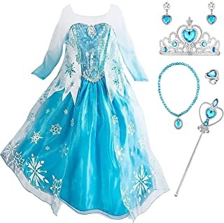 Amazones Frozen Vestidos Niña Ropa