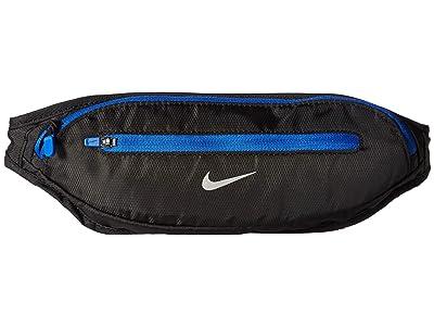 Nike Capacity Waistpack 2.0 Large (Black/Game Royal/Silver) Bags