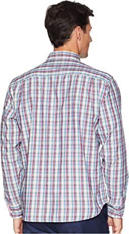 Palmar Plaid Shirt