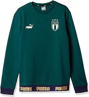 PUMA Figc Ftbl Culture Crew Sweater Felpa Uomo