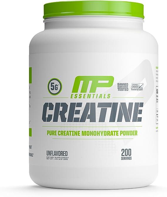 MusclePharm Essentials   Micronized Creatine