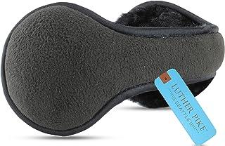 Ear Warmers For Men & Women: Adjustable Headband Warm Ear Muffs: Super Soft Winter Earmuffs